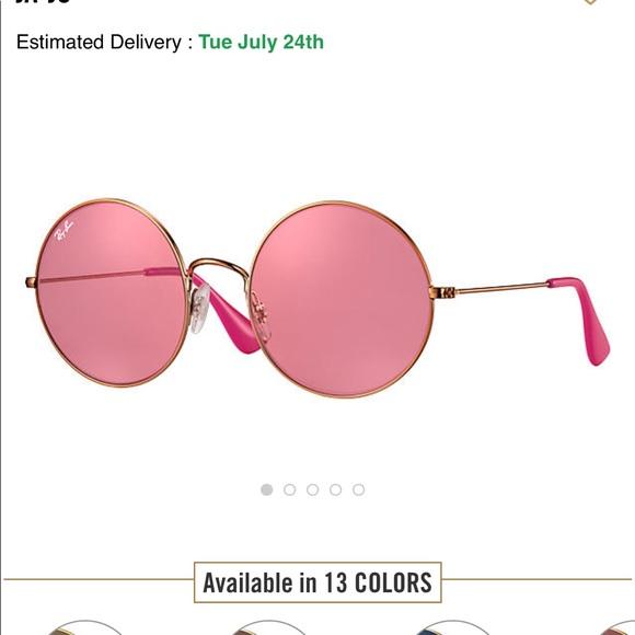 c0cf43c2ff Ray Ban Round Ja-Jo Sunglasses